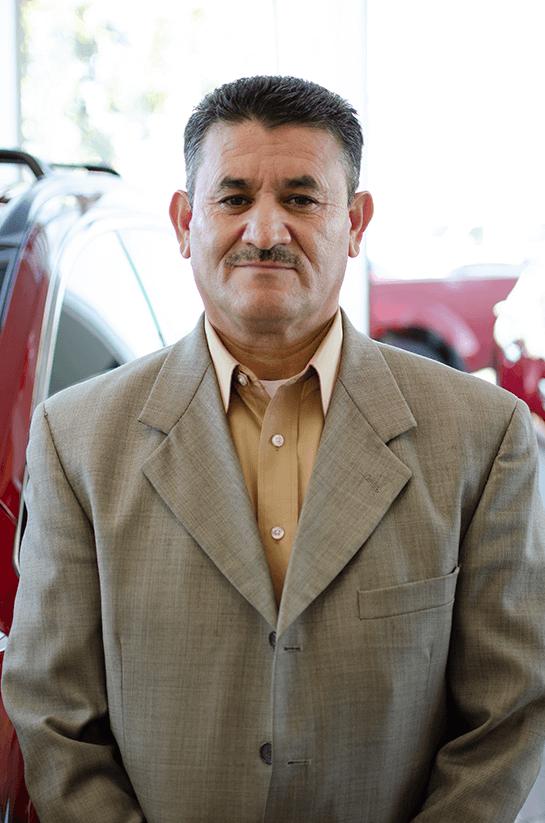 Nicolas Vargas