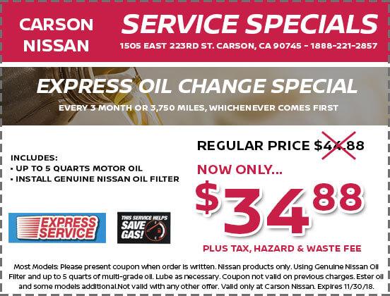 Express Oil Service