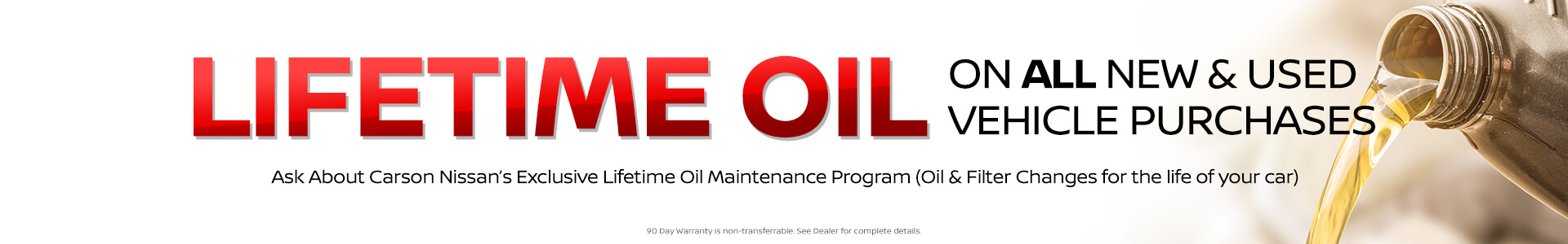 Lifetime Oil