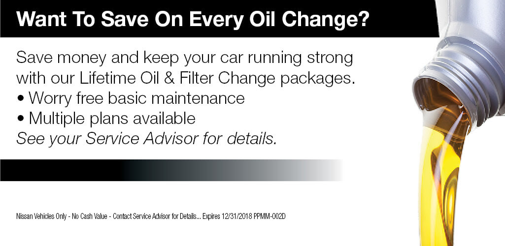 Save Oil Change