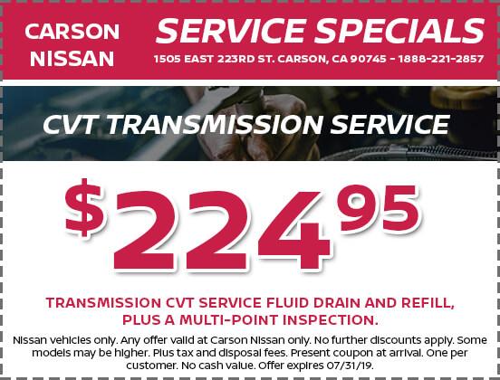 CVT Transmission Service