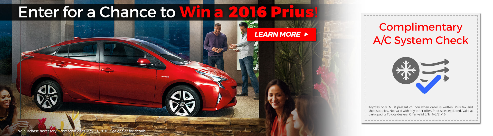 Prius Promo