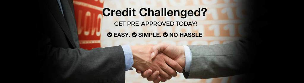 Credit Challenged