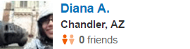 Chandler Heights, CA Yelp Review