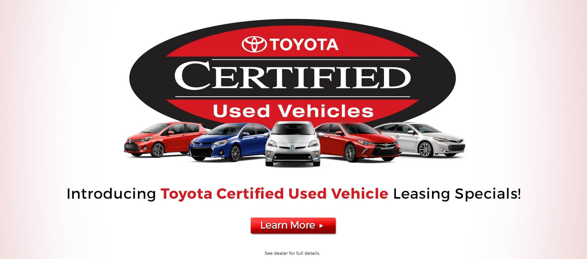 Toyota Certified Used Vehicles Right Toyota