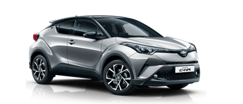 Right Toyota C-HR