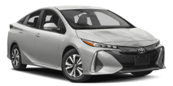 Right Toyota Prius Prime