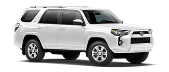 Right Toyota 4Runner