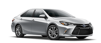 Right Toyota Camry Hybrid