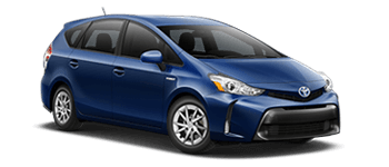 Right Toyota Prius V