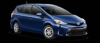 Right Toyota Prius V