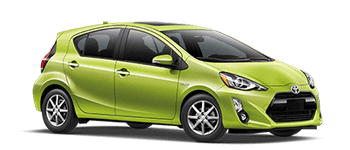 Right Toyota Prius C