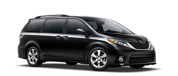 Right Toyota Sienna