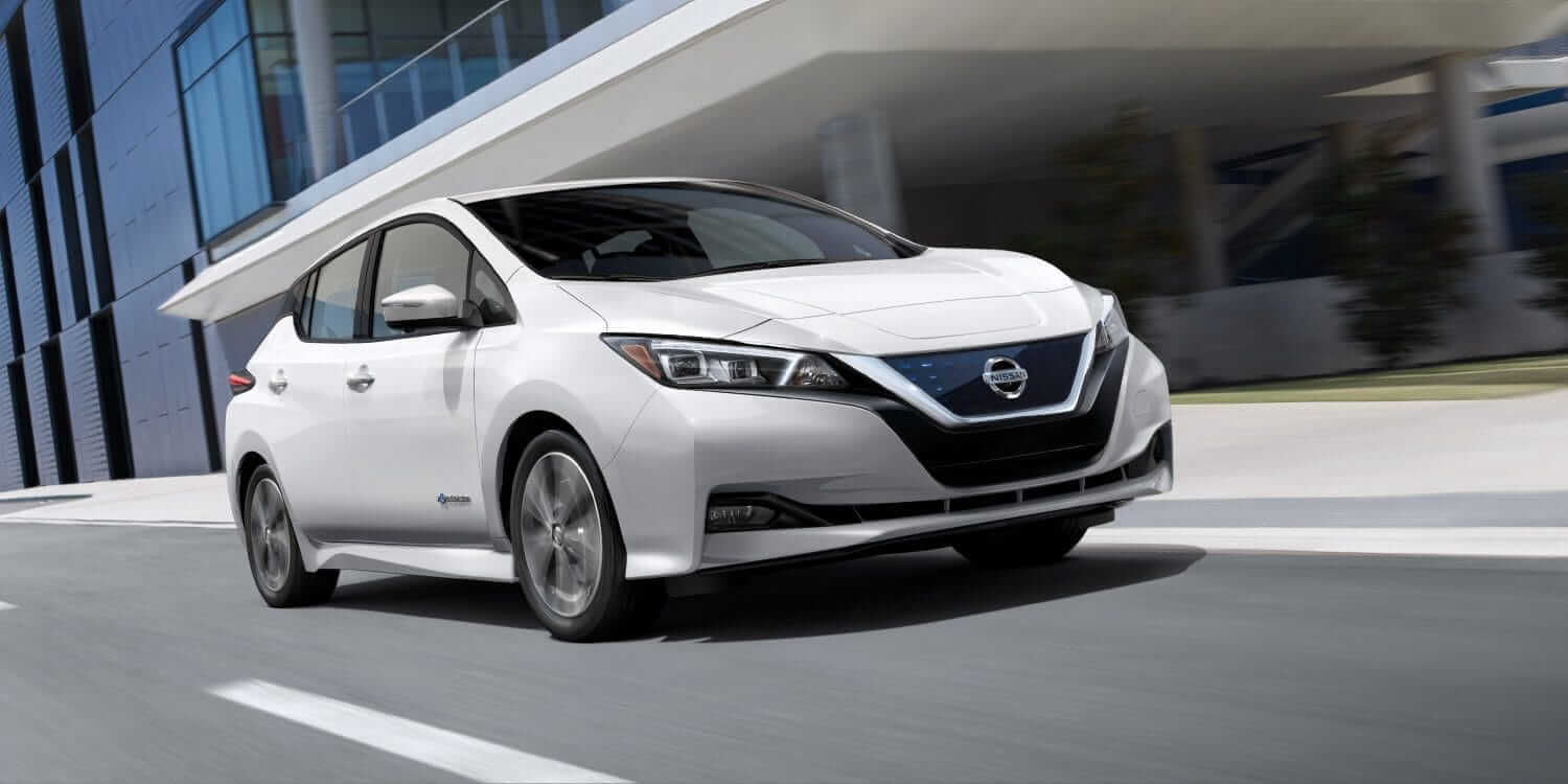 South Shore Nissan Nissan Leaf
