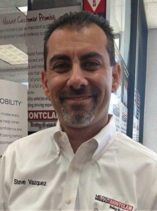Steve Vasquez