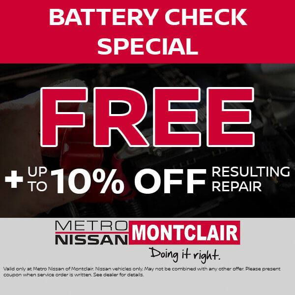 Battery Check Special