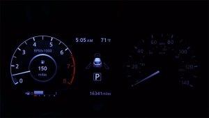Nissan Kicks Fuel Gauge