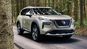 2021 Nissan Rogue style