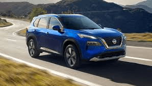 The Rogue--the compact SUV