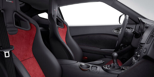Performance and Design of the 2017 Nissan 370Z Seats
