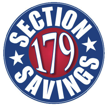 Section 179 Savings