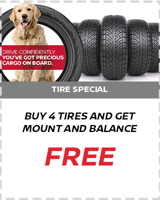 Tire/Balance Special