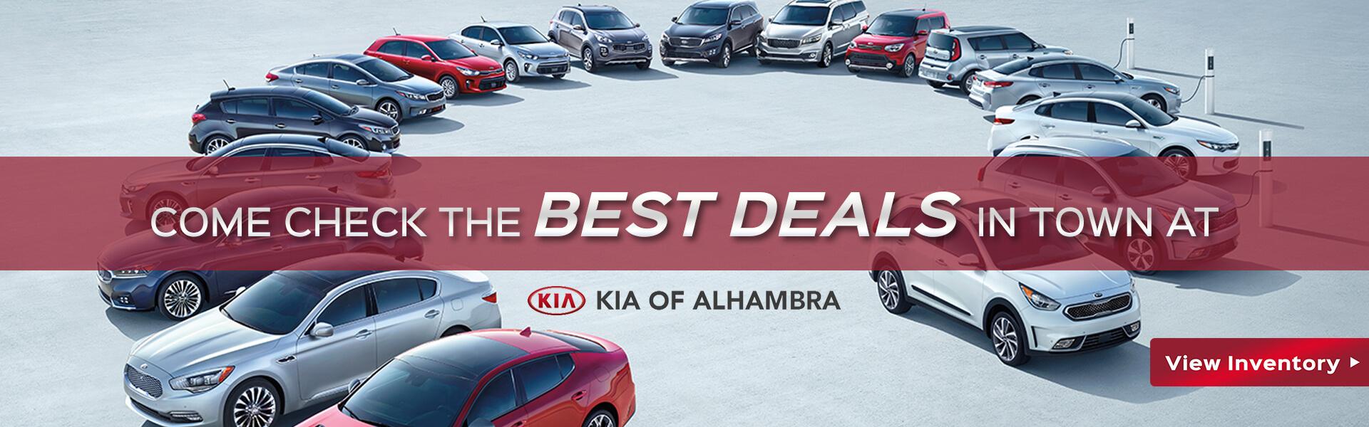 New Used Kia Dealer In Alhambra Ca Kia Of Alhambra