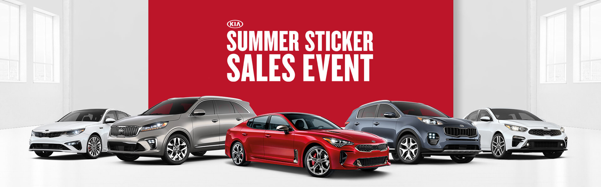 Summer Sticker Sale