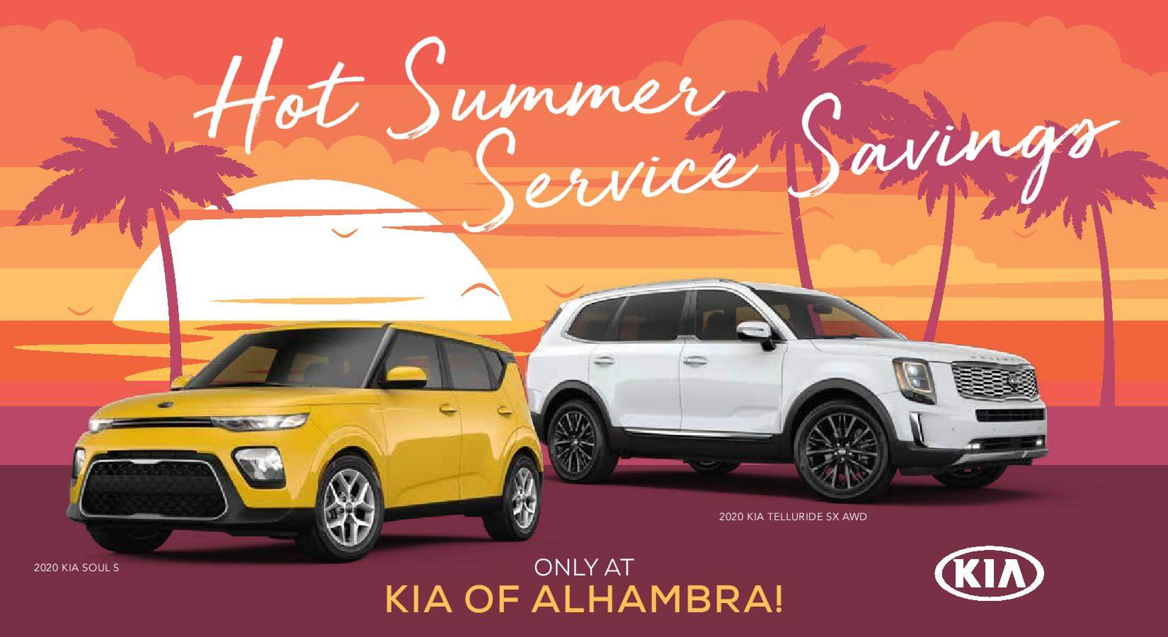 Kia Service Coupons Kia Of Alhambra Dealership In Los Angeles