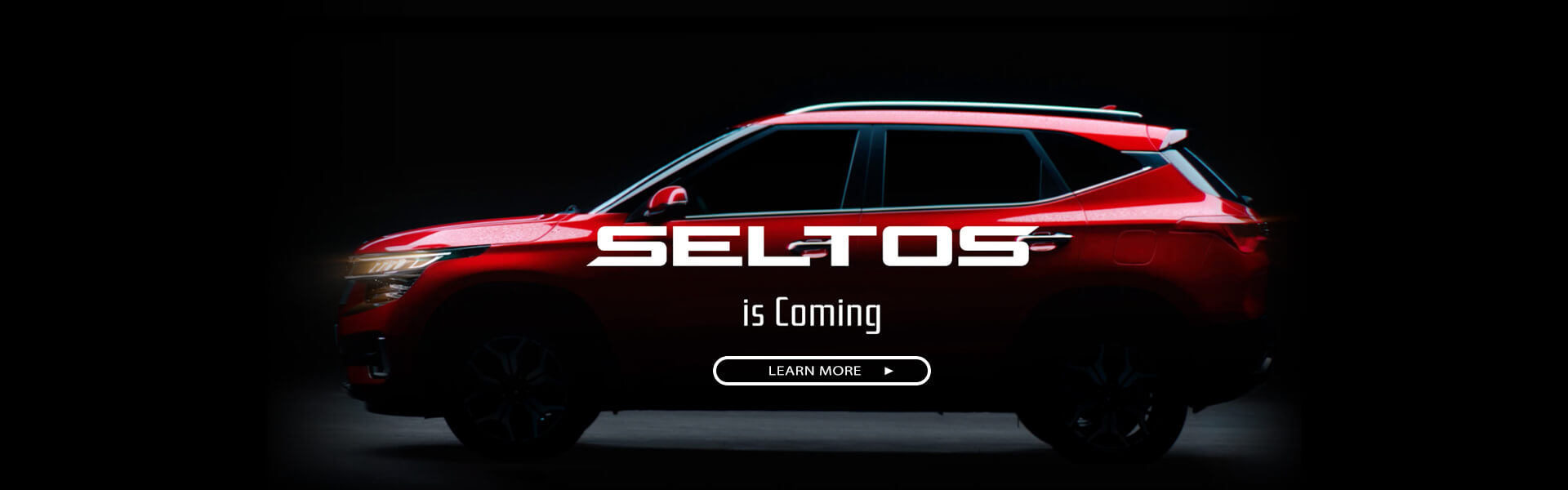 Kia Seltos Coming Soon