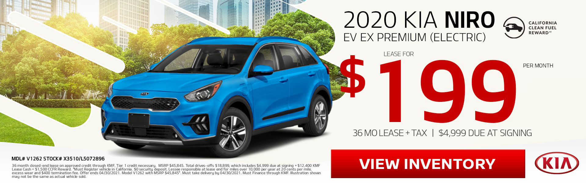 Niro EV EX Premium