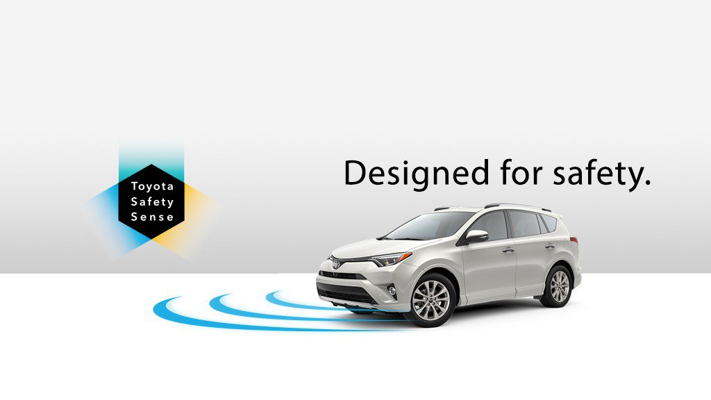 Toyota Safety Sense Designed for safety.