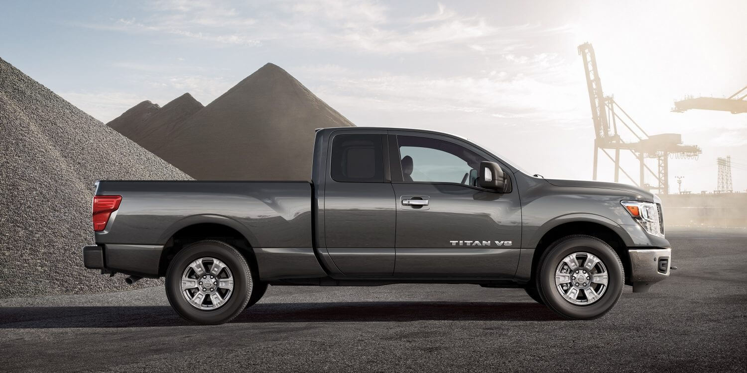 Mount Holly Nissan Nissan Titan