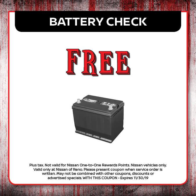 Battery Check