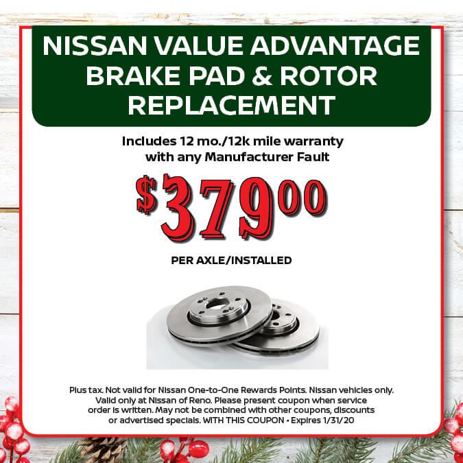 Nissan Value Advantage