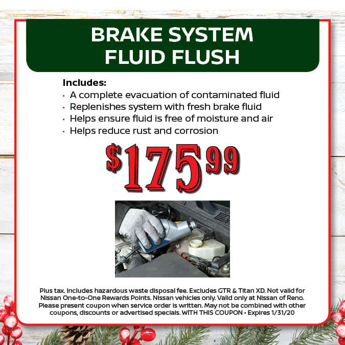 Brake System Fluid Flush