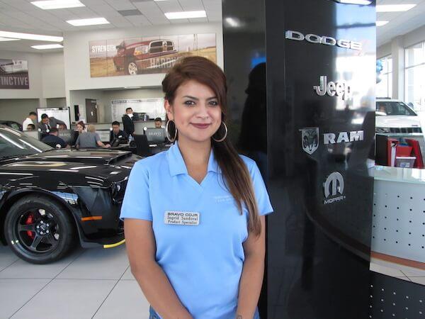 Ingrid Sandoval