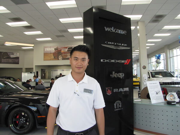 Raymond Zhao
