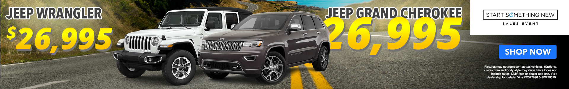 Jeep Cherokee-Wrangler