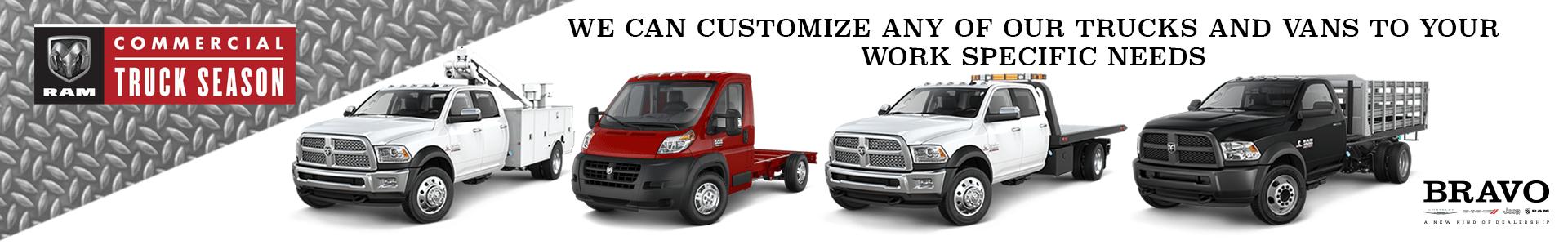 RAM- Work Truck