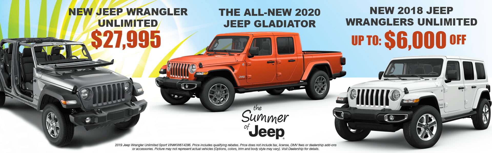 Chrysler Dodge Jeep Ram Dealer | Alhambra & San Gabriel Valley