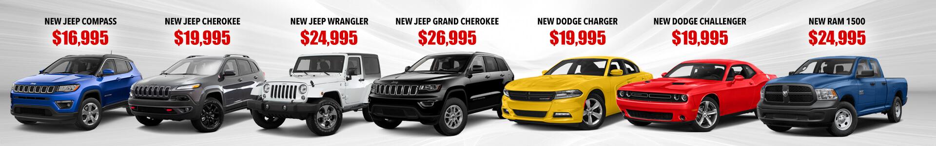 54 New Jeep Grand Cherokee in Stock in Pasadena, Monterey