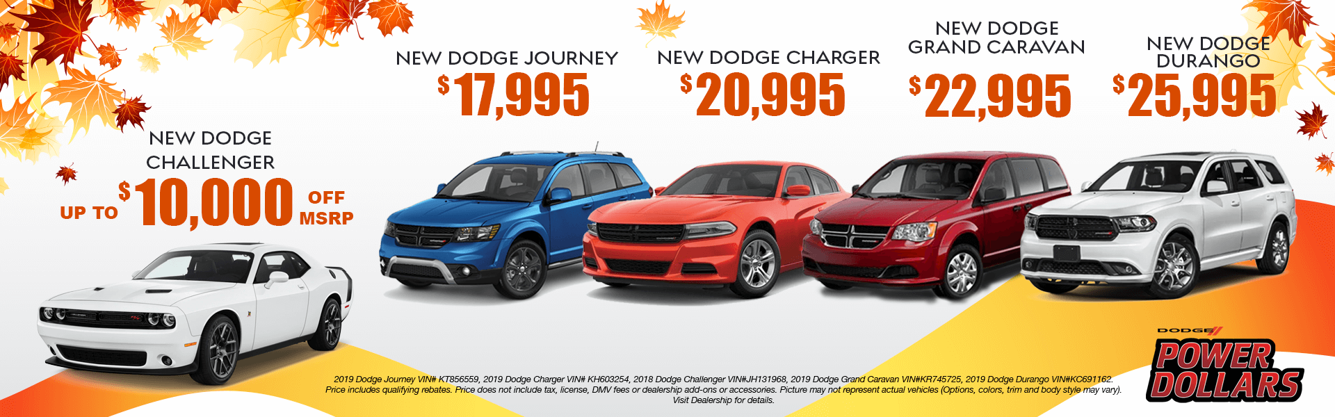 Dodge Group-Fall