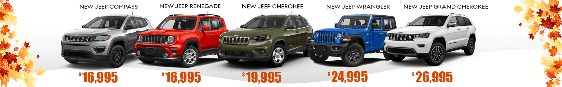 All Jeep Brand