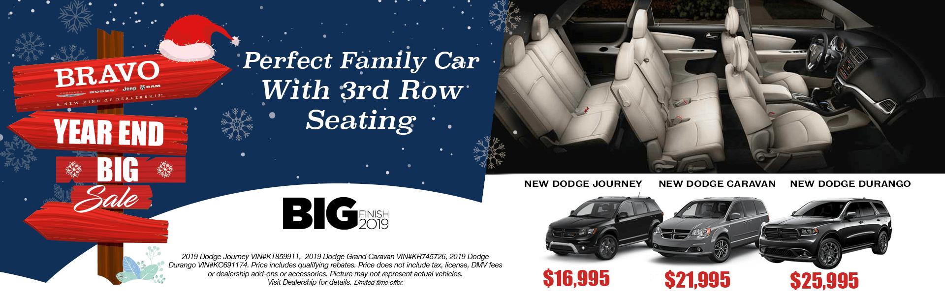 Dodge Family Car