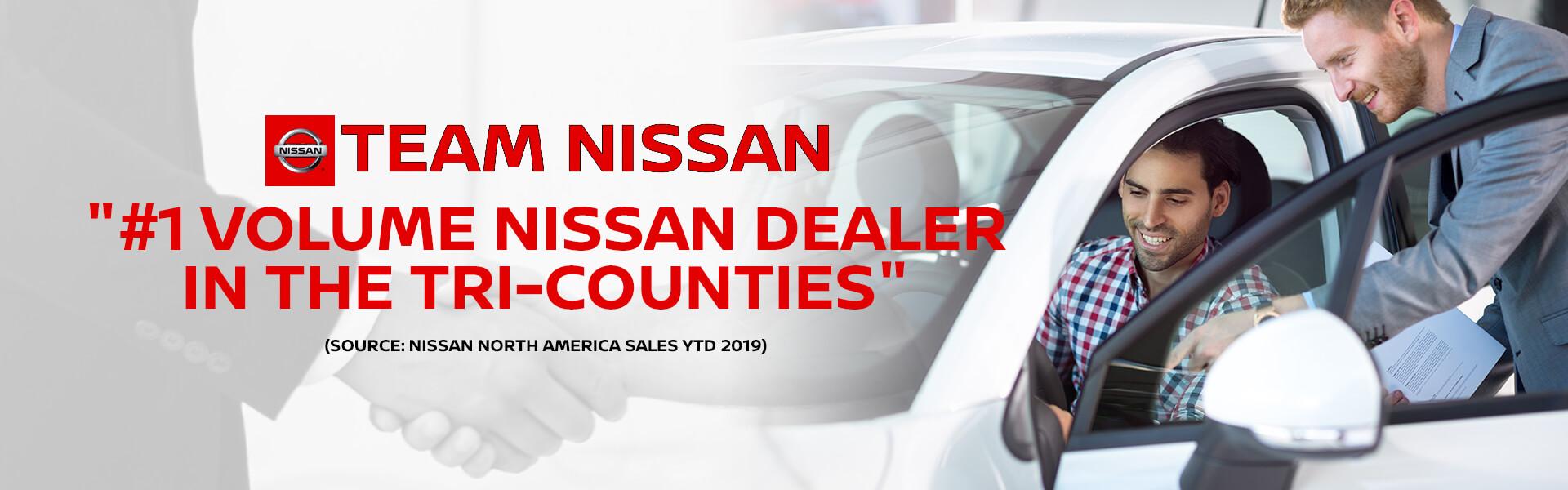 Team Nissan North >> New Used Nissan Dealer Ventura Thousand Oaks Oxnard