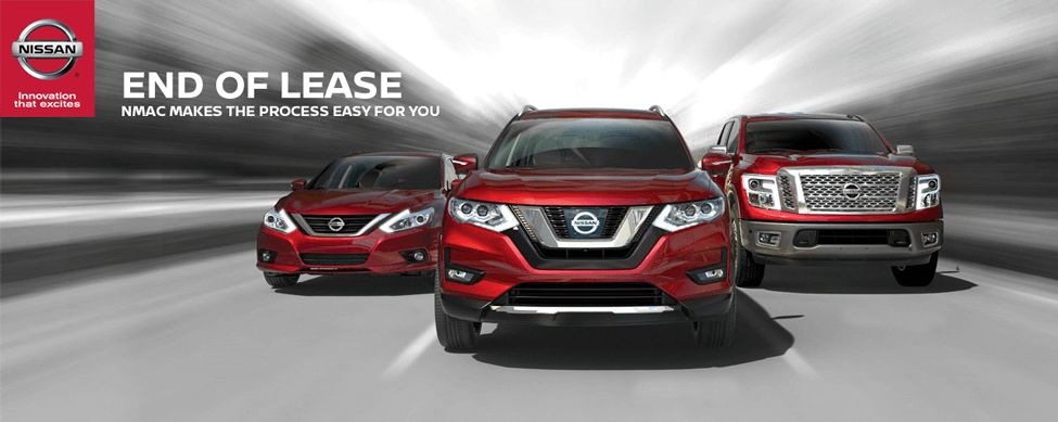 Nissan End Of Lease Options Nissan Of Mission Hills