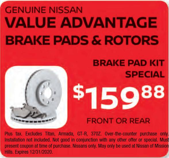 Value Advantage Brake