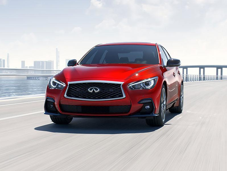 2018 Infiniti Q50 I A Sedan for the Modern Driver from ...