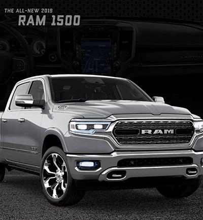 2019 RAM 1500 Catalog